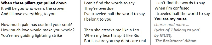 The olympic song 2012 lyrics
