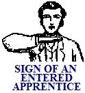Sign of Entered Apprentice