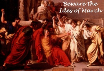 Julius Caesar---Phoenix of the Ides of March
